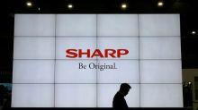 Sharp's third-quarter profit up 38.5%, above estimates
