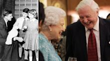 13 photos that prove Sir David Attenborough is a Royal Family BFF