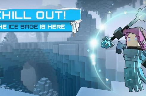 Trove introduces the Ice Sage
