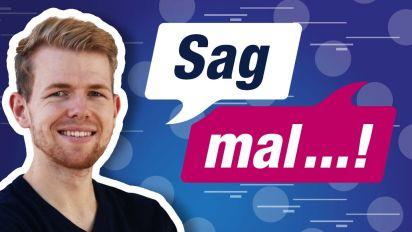 """""""Sag mal"""": Der neue SPORT1-Podcast"""