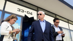 Panama sends U.S. extradition request for ex-president Martinelli