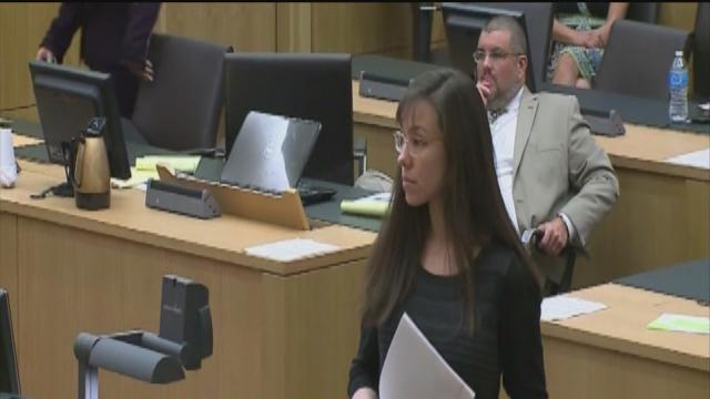 Arias back in court