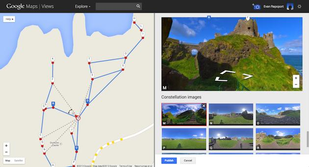 Make your own Google Street View scene, giant camera not required