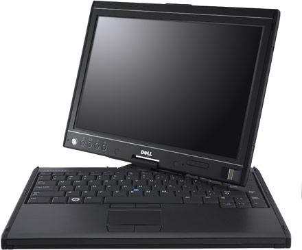 Dell Latitude XT tablet is official, sexy