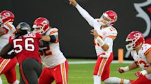Watch: Patrick Mahomes razes Tampa Bay's defense with 75-yard TD to Tyreek Hill