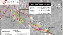 Vizsla Discovers a New Vein With 557 Gram Per Tonne Silver Equivalent Across 3.4 Metres at Panuco Project in Mexico