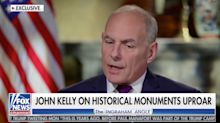 John Kelly Says Lack Of 'Compromise' Started Civil War, Defends Confederate Statues