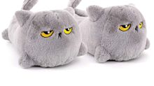 Amazon Is Selling Heated Cat Slippers That Have an Attitude Problem, and Same