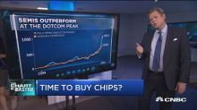 Chip stocks are surging and the party's not over yet: Tec...