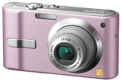 Panasonic's Lumix DMC-FS2: another ho-hum 7.2 megapixel shooter