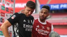 Emi Martinez says his 'family will be crying' in Argentina after Arsenal's FA Cup win