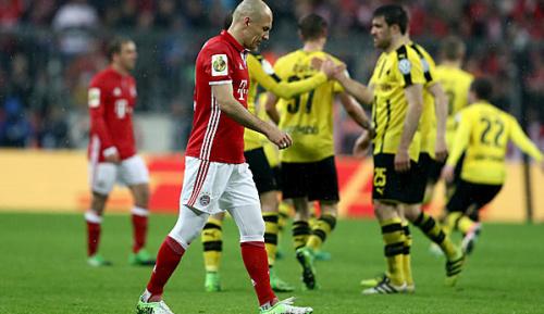 DFB-Pokal: Bayern scheitert im Pokal: Wundenlecken nach dem Doppel-K.o.