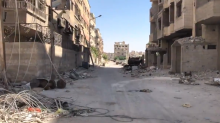 Devastation in Syria's Eastern Ghouta Captured in ICRC Video