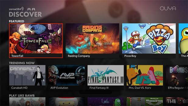 OUYA Everywhere is bringing the Android game platform to other devices