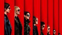 Estrelas planejam o roubo perfeito em novo trailer de 'Oito Mulheres e um Segredo'