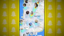 Snapchat's new Snap Map feature raises privacy concerns