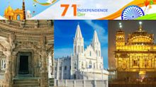 10 popular places of worship that reflect India's unity in diversity