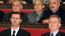 Ex-Syrian vice president Khaddam dies in France - source close to him