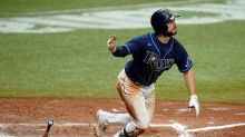 García hits 2-run homer in 10th, Nationals beat Rays 4-2