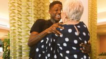 Man, 22, Travels 1,000 Miles To Meet 86-Year-Old Woman He Befriended On 'Words With Friends'