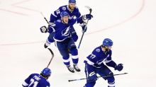 Lightning beat Bruins in double overtime to take series in five games