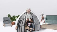 """KFC Is Helping One Lucky Buyer Escape The Holiday-Related Technological Noise With """"Internet Escape Pod"""""""