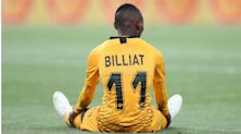 It makes no sense to criticise Billiat right now - Kaizer Chiefs coach Middendorp