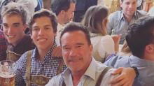 Who is Joseph Baena, Arnold Schwarzenegger's Son?
