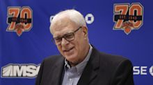 Sources: Knicks part ways with Phil Jackson, eye Masai Ujiri as replacement