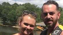 UFC fighter defends husband's swastika tattoo after uproar: 'I'm not racist'