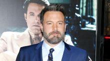 """Ben Affleck will """"Batman"""" bleiben"""