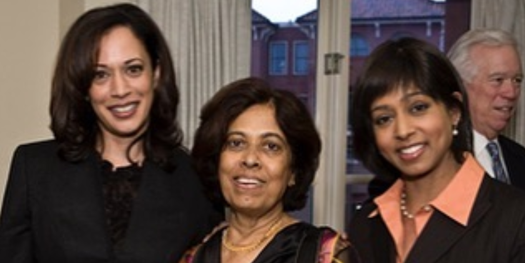 Kamala Harris S Mother Shyamala Gopalan Harris Taught Her Daughters Resilience