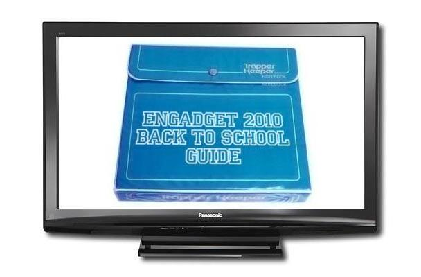 Engadget's back to school guide: Televisions