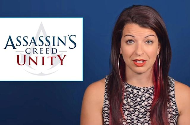 New Feminist Frequency video dissects 'Women are too hard to animate'