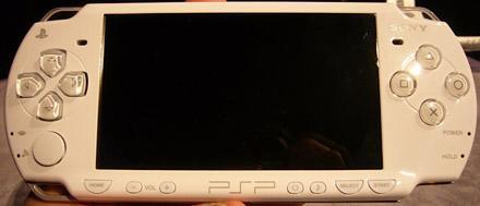 Sony's slim PSP gets launch date, price for Europe