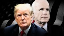 The fallout to Trump's attacks on McCain