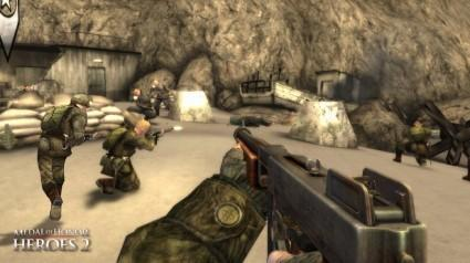 New Medal of Honor Heroes 2 screens looking fine