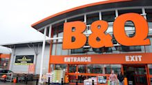 B&Q shuts stores as anger grows at firms trading despite UK lockdown