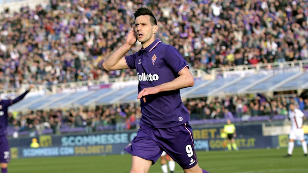 Calciomercato Milan, Kalinic è realtà: 25 milioni alla Fiorentina