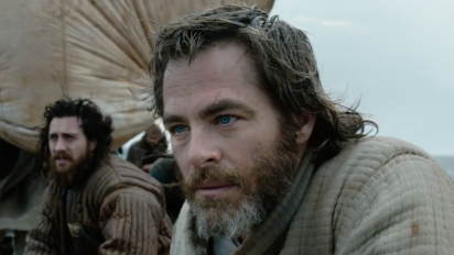 'Outlaw King' trailer: Chris Pine's Scottish accent miraculously 'not sh*te'
