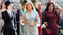 All the glamorous celebrity guests at Princess Eugenie's royal wedding