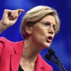 The Latest: Cherokee Nation faults Sen. Warren on DNA test