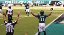 Who the hell was that one Eagles player who scored a touchdown against the Ravens?