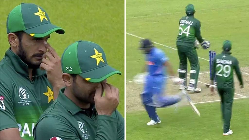 'This is Pakistan': Inexcusable blunder saves Indian opener