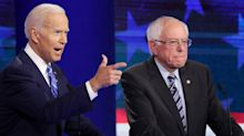 Joe Biden is underwater with voters earning less than $75,000 a year, who overwhelmingly prefer Bernie Sanders