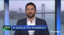 Pressure builds for regulating Google