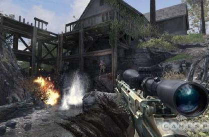 Gamespot gets hands-on with new Call of Duty 4 maps