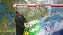 WMTW News 8 Morning Forecast