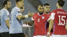 Foot - CM 2022 - Qualifications Mondial 2022: l'Uruguay bat le Chili dans la polémique