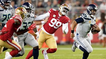 Seahawks top Niners in NFL's game of the year